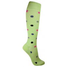 Doktorn rekommenderar Grön med prickar 16-18 mmHG