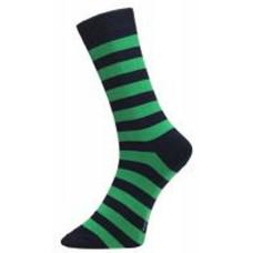 Block Stripe Green Black